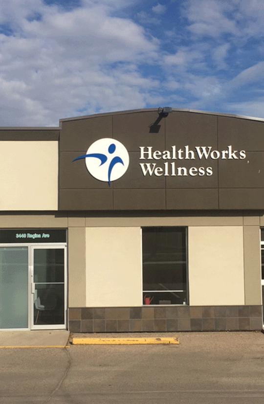 Regina Chiropractor direct billing