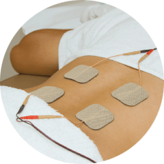 electrotherapy chiropractor regina