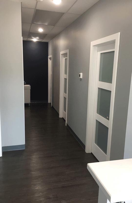 Chiropractor Regina Treatment Rooms